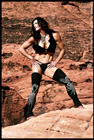 Lisa Marie Sanders, Womens Physique Competitor, League City Texas